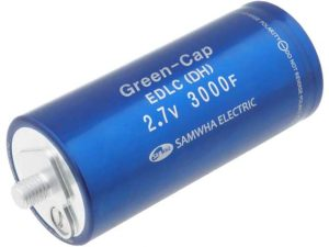 Capacitor doble capa